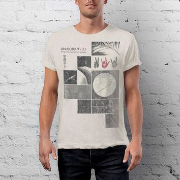 UNSCRIPTED Collectible Tee