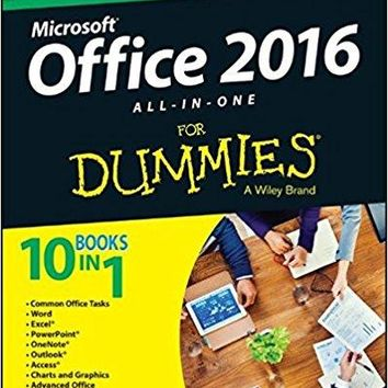 Office 2016 All-in-one for Dummies Office All-in-one for Dummies