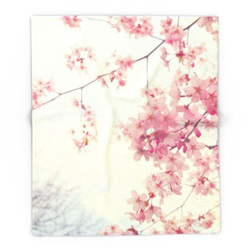 Society6 Dreams In Pink Blanket