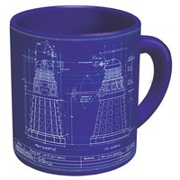 Doctor Who: Genesis of the Daleks Mug (Exclusive)