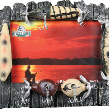 Fishing Frames - Lure Picture Frame