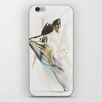 Drift Contemporary Dance iPhone & iPod Skin by Galen Valle