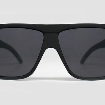 Quay Barnun Black Sunglasses / Smoke Lenses
