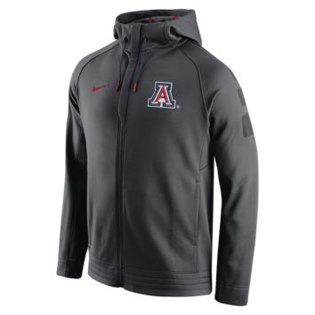 Nike Elite Stripe Full-Zip (Arizona) Men's Basketball Hoodie