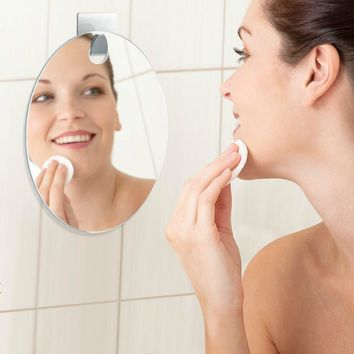 Fogless Shaving Shower Mirror HIGHEST RATED Incl Hook Bathroom Anti-Fog