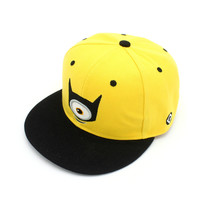 Pattern Couple Hip-hop Summer Hats [4917729604]