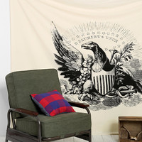 4040 Locust Eagle Tapestry - Urban Outfitters
