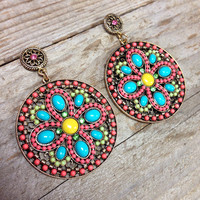 COSMOPOLITAN CUTIE EARRINGS – LaRue Chic Boutique