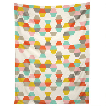Heather Dutton Hex Code Tapestry