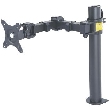 Manhattan Lcd Monitor Mount With Double-link Swing Arms (supports 1 Monitor)
