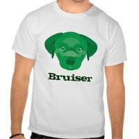 Green Dog Tee Shirts