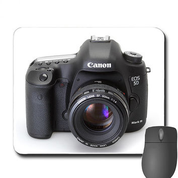 Custom Made Canon DSLR Mouse Pade