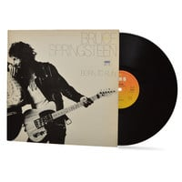"BRUCE SPRINGSTEEN - ""Born To Run"" vinyl record"