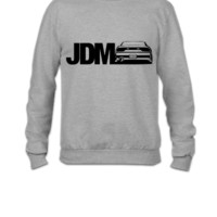 jdm car - Crewneck Sweatshirt