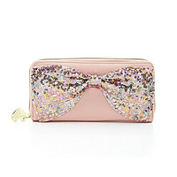 Betsey Johnson Bow Regard Wallet