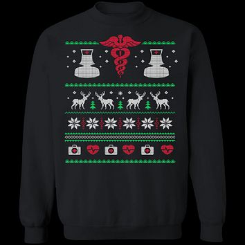 Nurse Ugly Christmas Sweater