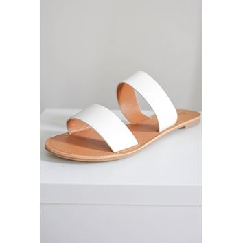 Dailey Sandals - Off White