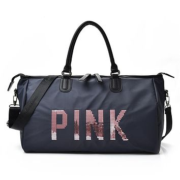 Large Capacity Handbag PINK