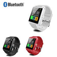 Bluetooth Smart Wrist Watch Phone Mate For Android & IOS Iphone Samsung LG Sony