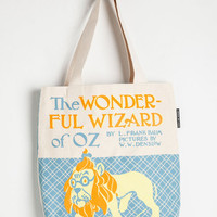 Out of Print Scholastic Bookshelf Bandit Tote in Dorothy