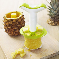 Pineapple Slicer & Wedger in graters and slicers at Lakeland