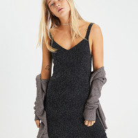 AEO Slip Dress, Black