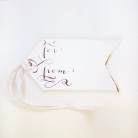 Banner Gift Tags White