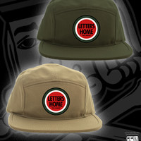 DEF LUCKY STRIKE 5 PANEL HAT