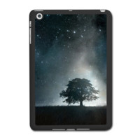 Tree Under Night Of Sky iPad mini/mini2/mini3 Premium Hard Case - Design iPad Mini Cases