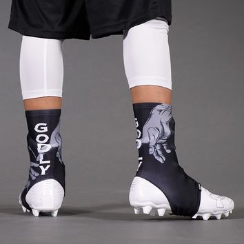 Godly Black Ops Spats / Cleat Covers