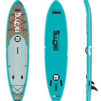 BOTE Drift Inflatable Fishing Paddle Board | BOTE Paddle Boards - Fish. Paddle. Surf.