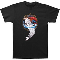 Mastodon Men's  Leviathan T-shirt Black