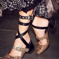 Free People Talula Block Heel