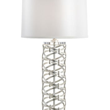 DAZZLING LAMP - SILVER