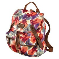 Mossimo Supply Co. Floral Backpack - Multicolor