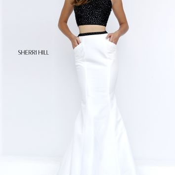Sherri Hill 50034 prom dress