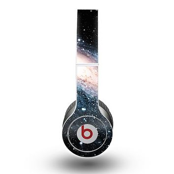 The Swirling Glowing Starry Galaxy Skin for the Beats by Dre Original Solo-Solo HD Headphones