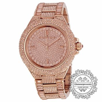 MICHAEL KORS MK5862 CAMILLE WATCH UK SHOP NEW IN BOX FREE UK DELIVERY