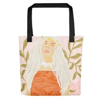 Dress Like The Locals Tote Bag