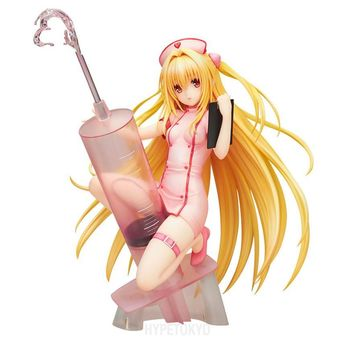 To Love-Ru Darkness Alter 1/7 Scale Figure : Golden Darkness (Nurse Ver.) [PRE-ORDER] - HYPETOKYO