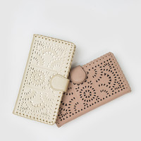 Julia Lasercut Clutch