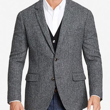 The Nottingham Blazer Slim - Marled Grey