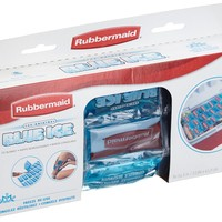 Rubbermaid Blue Ice Flexible Ice Blanket 9 X 16.5 In Fg102406220 071691155669 | Fox and Grapes