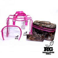 Camo 4-pc. Caboodle Travel Set | Realtree Girl Camo Caboodles
