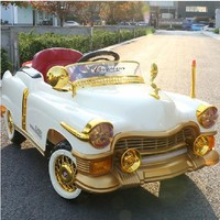 Baby remote control electric cars  Europe star Classic vintage car  ,kids ride on electric car