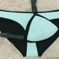 High quality beachwear swimwear women neoprene BIKINI