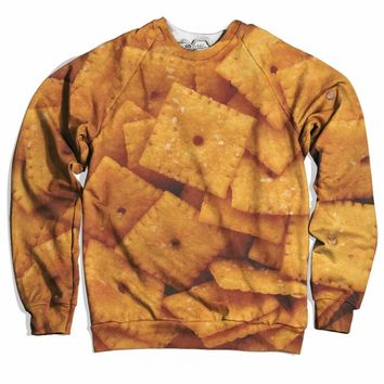 Cheez-Its Sweater