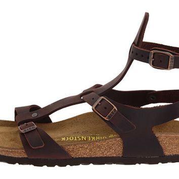 Birkenstock Chania Habana Oiled Leather - Zappos.com Free Shipping BOTH Ways
