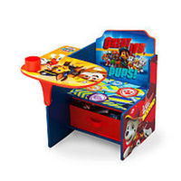 Nickelodeon Paw Patrol Chair Desk with Storage Bin