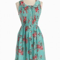 Floral Market Dress By Knitted Dove